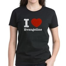 I love Evangeline Tee