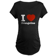 I love Evangeline T-Shirt