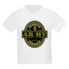 Army Oval T-Shirt
