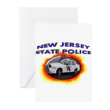 New Jersey State Police Greeting Cards (Pk of 20)