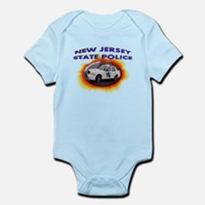 New Jersey State Police Onesie