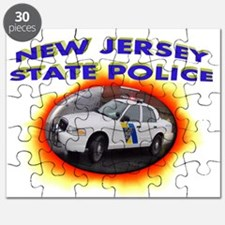New Jersey State Police Puzzle