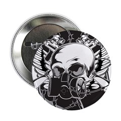 Gas Mask Skull 2.25