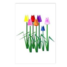 Lots O' Tulips Postcards (Package of 8)