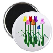 Lots O' Tulips Magnet