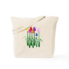 Lots O' Tulips Tote Bag