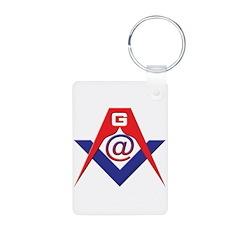 Web Savvy Masons Keychains