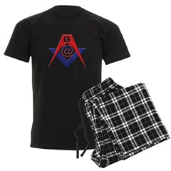 Web Savvy Masons Pajamas