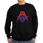 Web Savvy Masons Sweatshirt (dark)