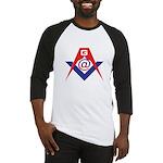 Web Savvy Masons Baseball Jersey
