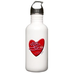 Asian Love Water Bottle