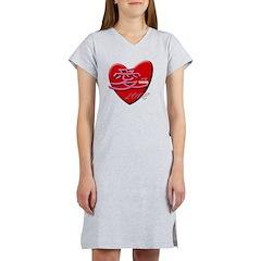 Asian Love Women's Nightshirt