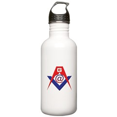 Web Savvy Masons Water Bottle