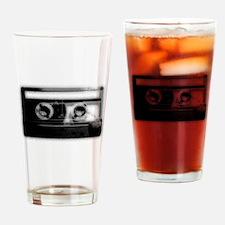 Cassette Tape Drinking Glass