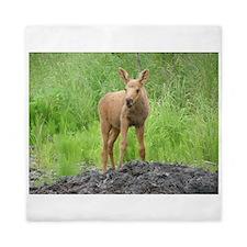 Moose Calf #01 Queen Duvet