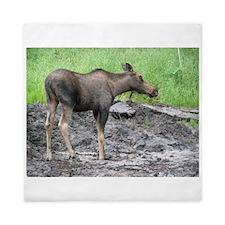 Bull Moose #02 Queen Duvet