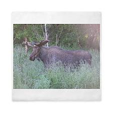 Bull Moose #04 Queen Duvet