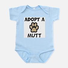 Adopt a MUTT Infant Creeper