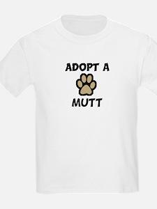 Adopt a MUTT Kids T-Shirt