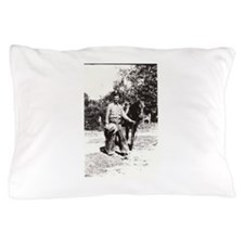 Vintage Cowboy #02 Pillow Case