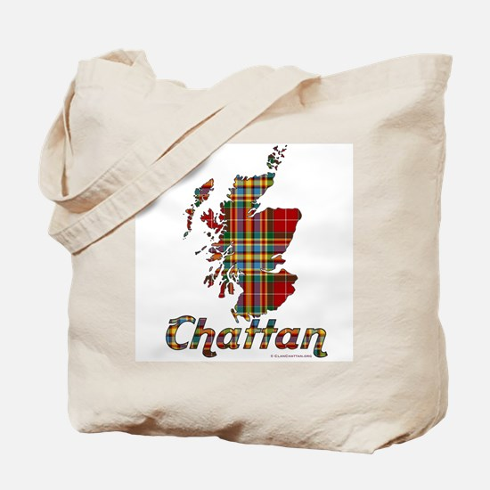 Funny Clan of the cat Tote Bag