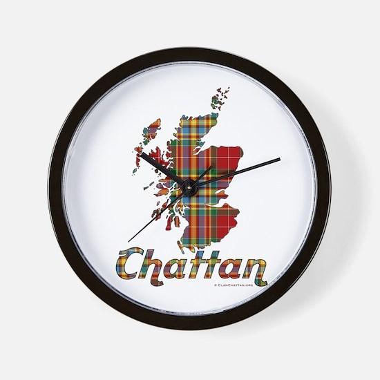 Unique Clan chattan Wall Clock