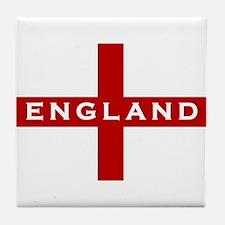Cute England Tile Coaster