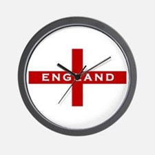 Cute British football Wall Clock