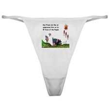 Gas Prices Classic Thong