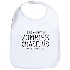 Zombie Chase Bib