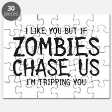 Zombie Chase Puzzle
