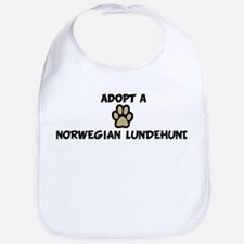 Adopt a NORWEGIAN LUNDEHUND Bib