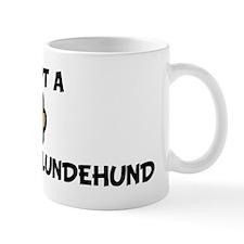 Adopt a NORWEGIAN LUNDEHUND Mug