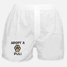 Adopt a PULI Boxer Shorts