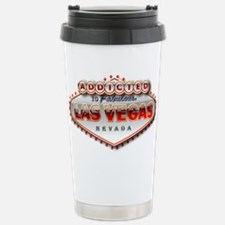Addicted to Fabulous Las Vegas Stainless Steel Tra