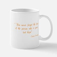 HG You never forget Mug