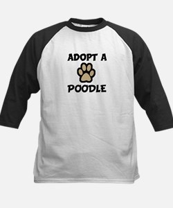Adopt a POODLE Tee
