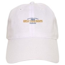 Great Sand Dunes Colorado Baseball Cap