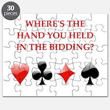 duplicate bridge gifts Puzzle