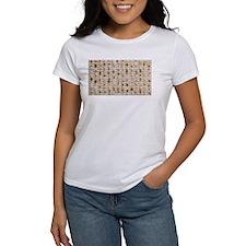Matzo Mart Women's White T-Shirt