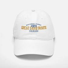 Great Sand Dunes Colorado Baseball Baseball Cap