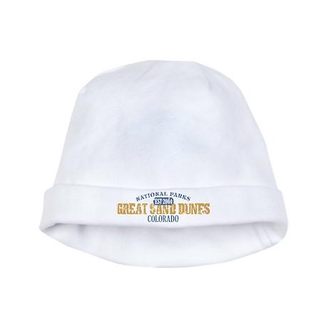 Great Sand Dunes Colorado baby hat