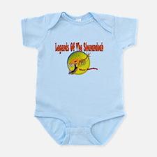SHENANDOAH LEGENDS Infant Bodysuit