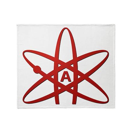 Atheist Throw Blanket