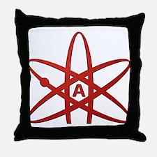 Atheist Throw Pillow