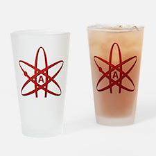 Atheist Drinking Glass