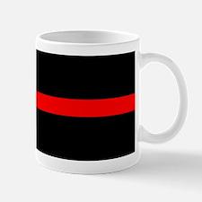 Firefighter Thin Red Line Mug