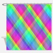 Colorful/Fun Curtains Shower Curtain