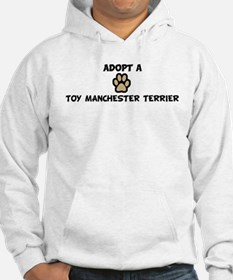 Adopt a TOY MANCHESTER TERRIE Hoodie