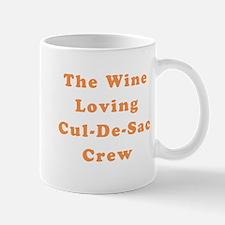 Cul-De-Sac Crew Mug